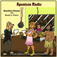 Radio from the Spontoon Islands