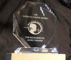Norman Corwin Award for Audio Theater Excellence